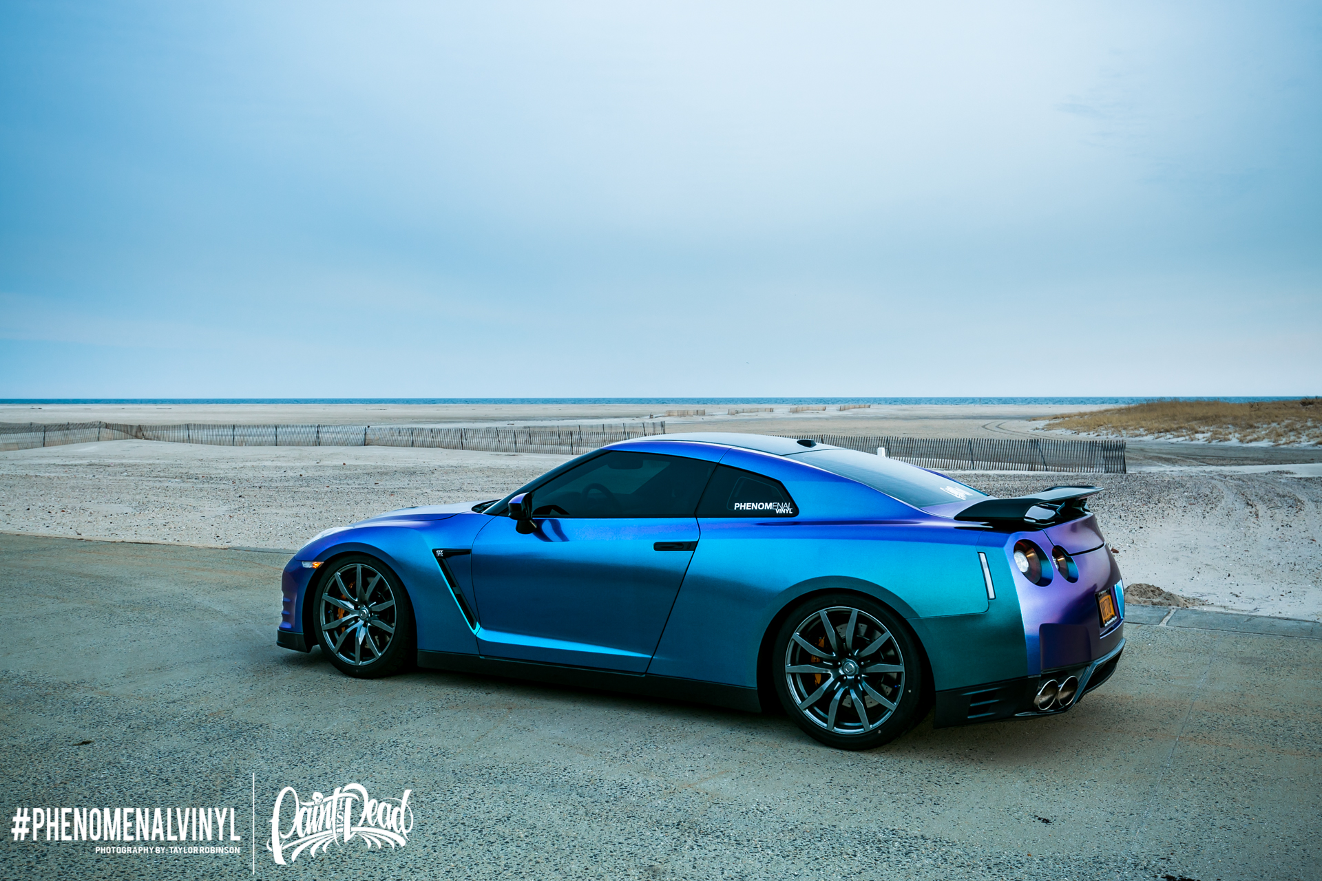gtr beach shoot 2
