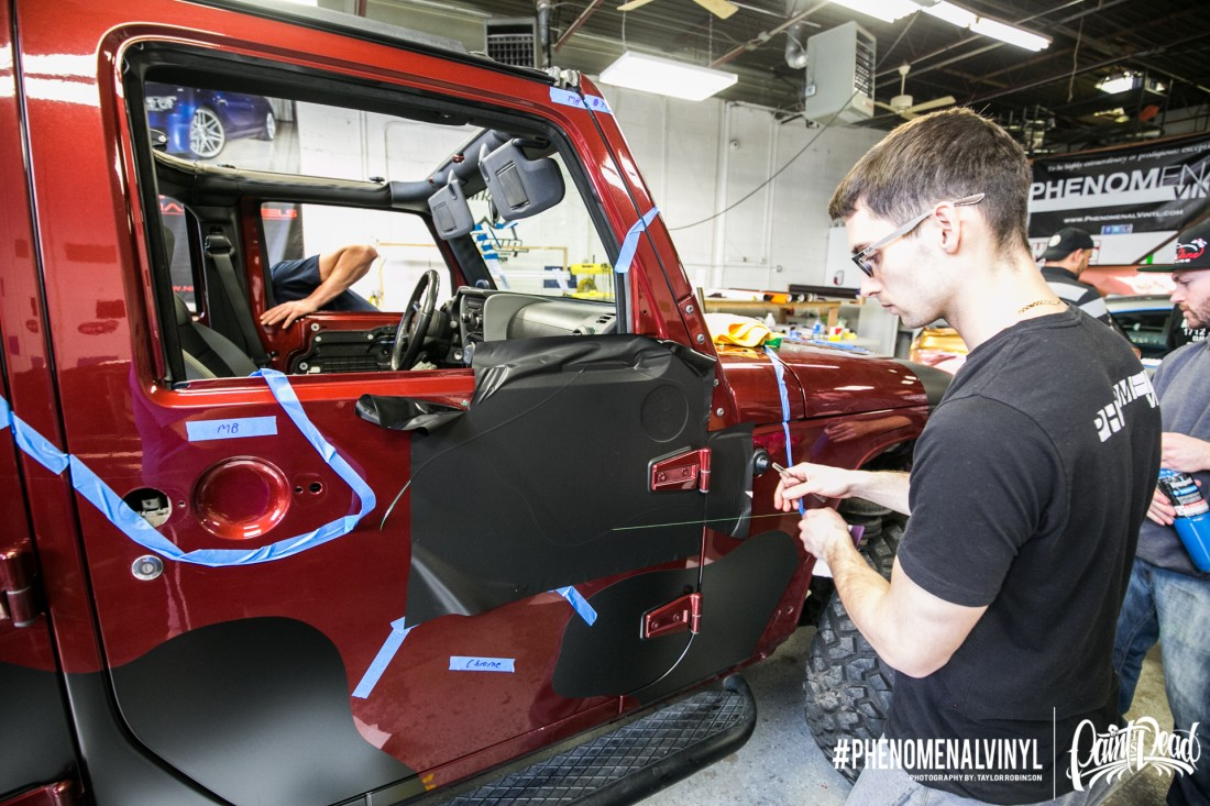 Jeep Wrangler Camo Progress-5
