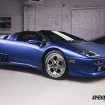 Lamborghini Diablo VT in Satin Blue