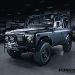 Land Rover Defender 90 Restoration and Rebuild/Wrap