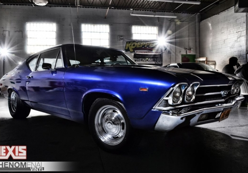1969 Chevrolet Chevelle in Blue