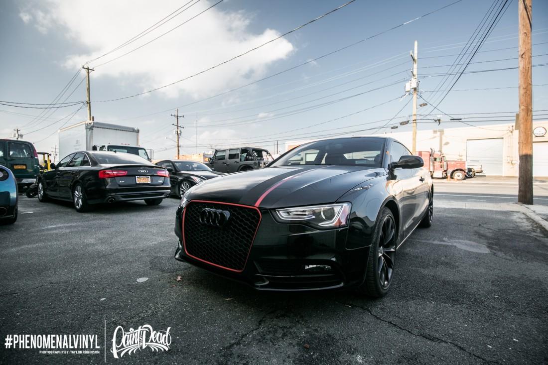 Audi A5 Grille Trim