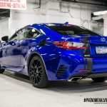 2015 Lexus RC350 F Sport Stripe/Wheels/Tints/Ceramic Pro
